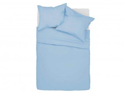 Bavlnené obliečky Klarisa - modré