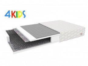 Pohánkový matrac Bambino Normal 90x200x13