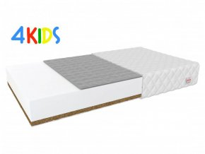 Obojstranný detský matrac Bambino Console 120x60x8