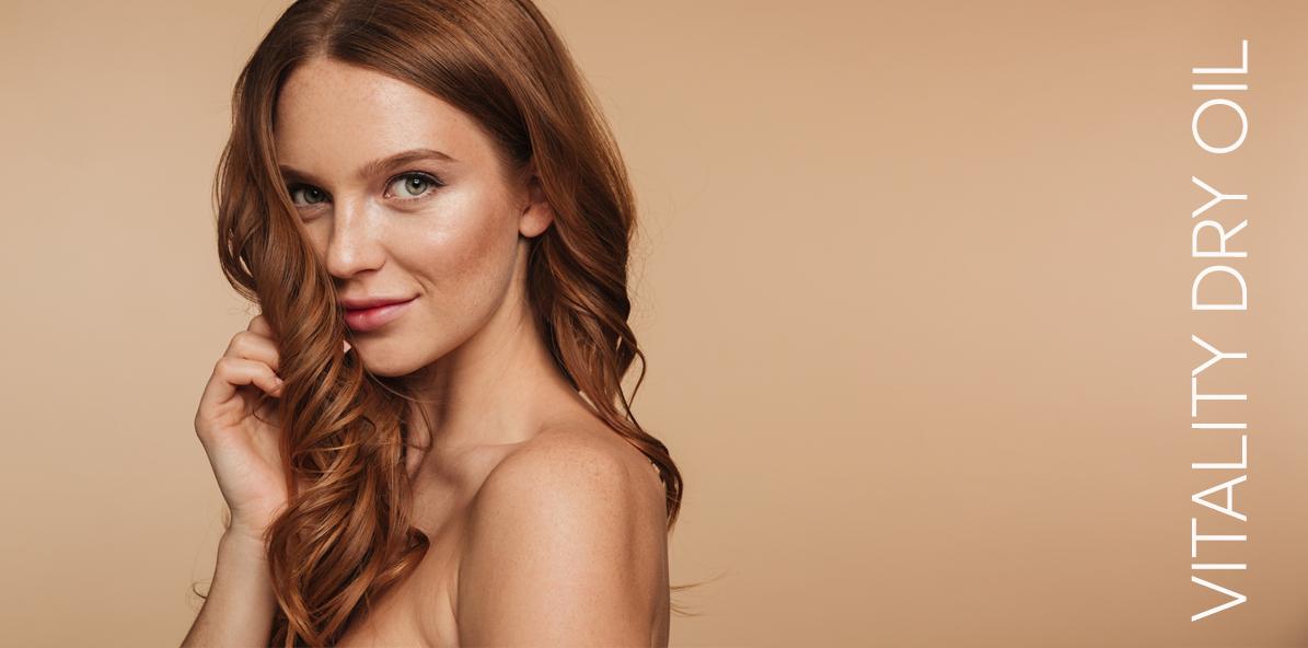 Nová vitální tvař s novinkou od JA: sérum Vitality Dry Oil