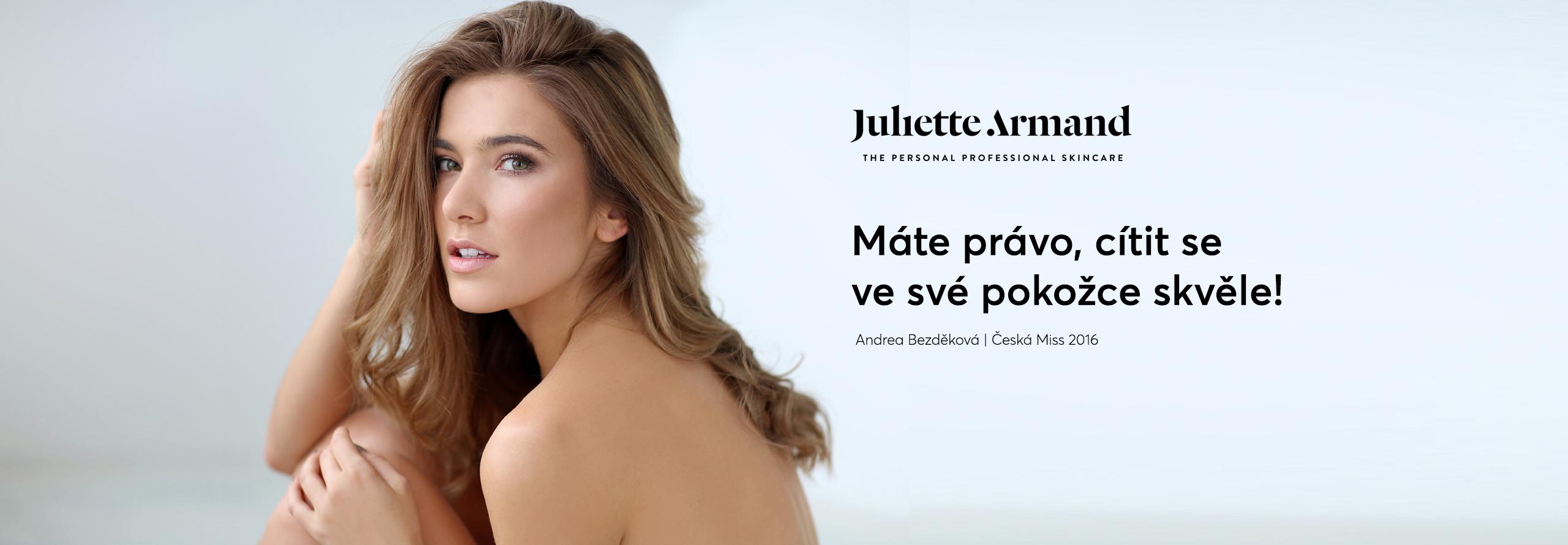 Andrea bezděková - Juliette Armand JA.cz