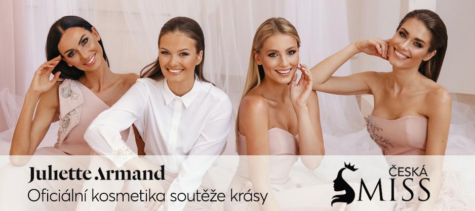 Oficiální kosmetika České Miss