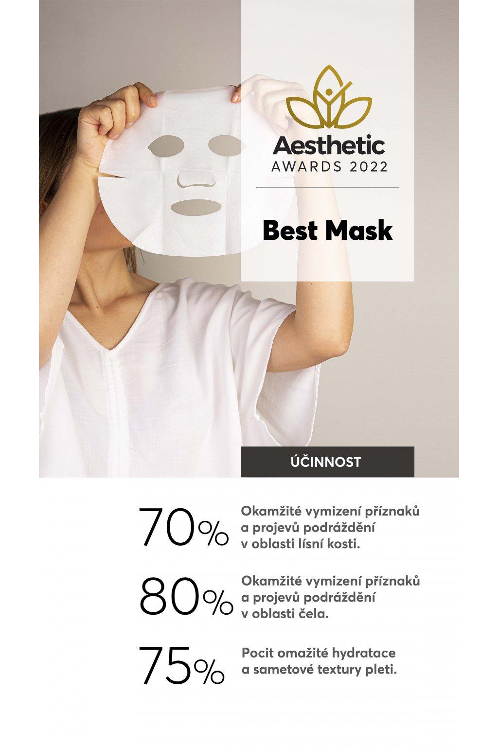 Bio cellulose mask 6ks 850