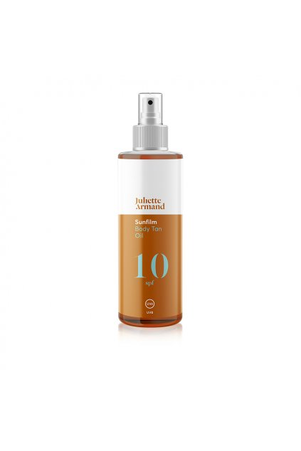 Sunfilm Body Tan Oil SPF 10 200ml 850