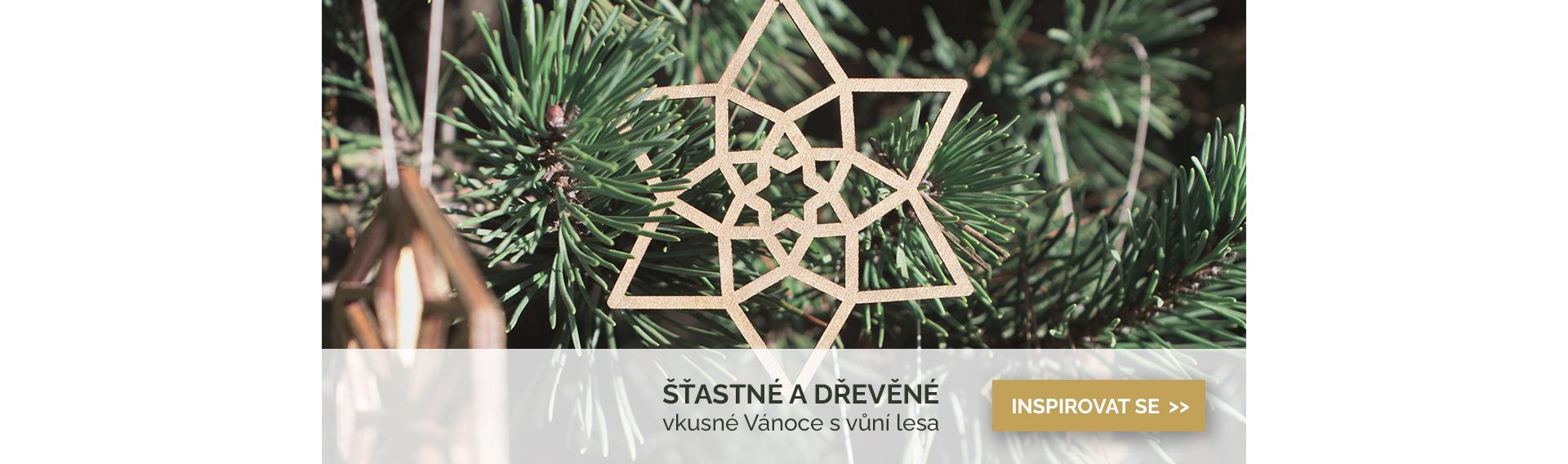 České dřevěné ozdoby s kouzlem lesa