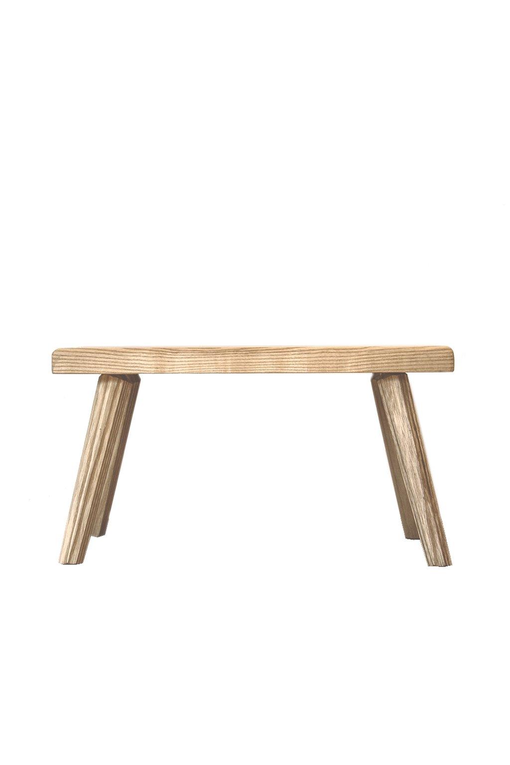 Dřevěná stolička LORE venkovský styl | JAA∞TY