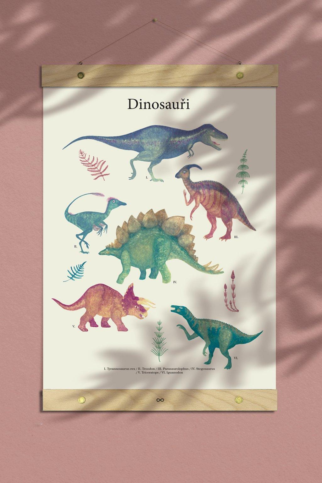 JAATY_detsky-autorsky-plakat-dinosauri