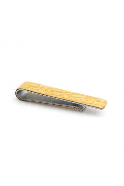 Dřevěná spona na kravatu Fagus | JAA∞TY