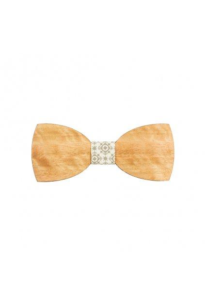 Dřevěný motýlek pro muže Eucalyptus | JAA∞TY