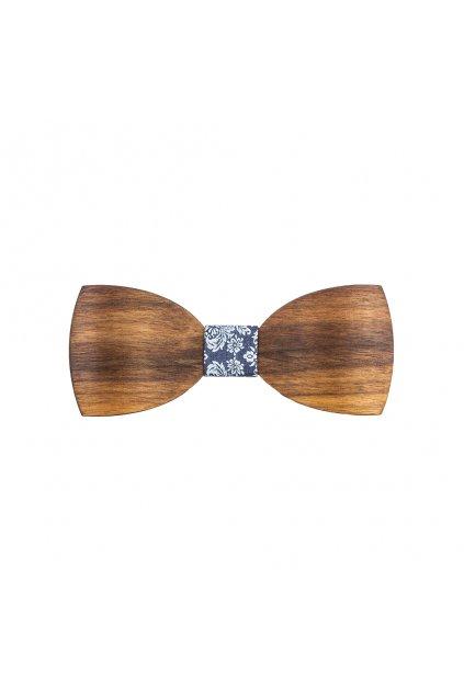 Dřevěný pánský motýlek Juglans Nigra | JAA∞TY