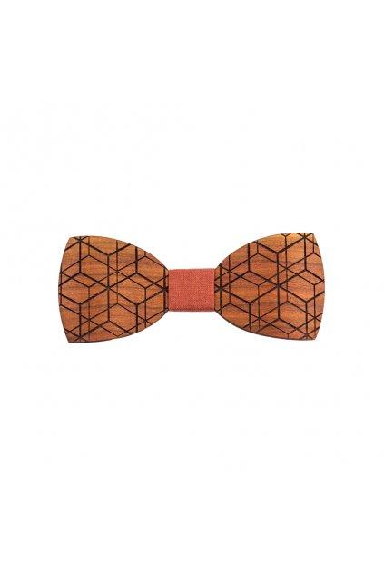 Dřevěný motýlek Prunus Sidus | JAA∞TY