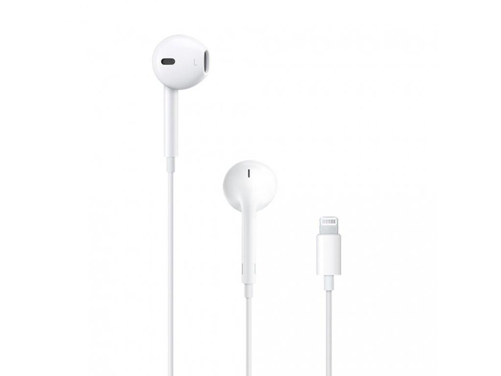 Apple EarPods s Lightning konektorem