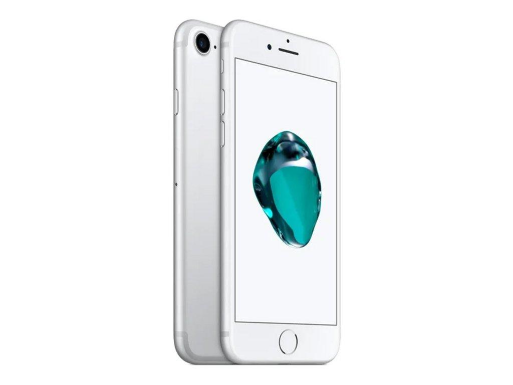 iPhone 7 128GB (Stav A) Stříbrná