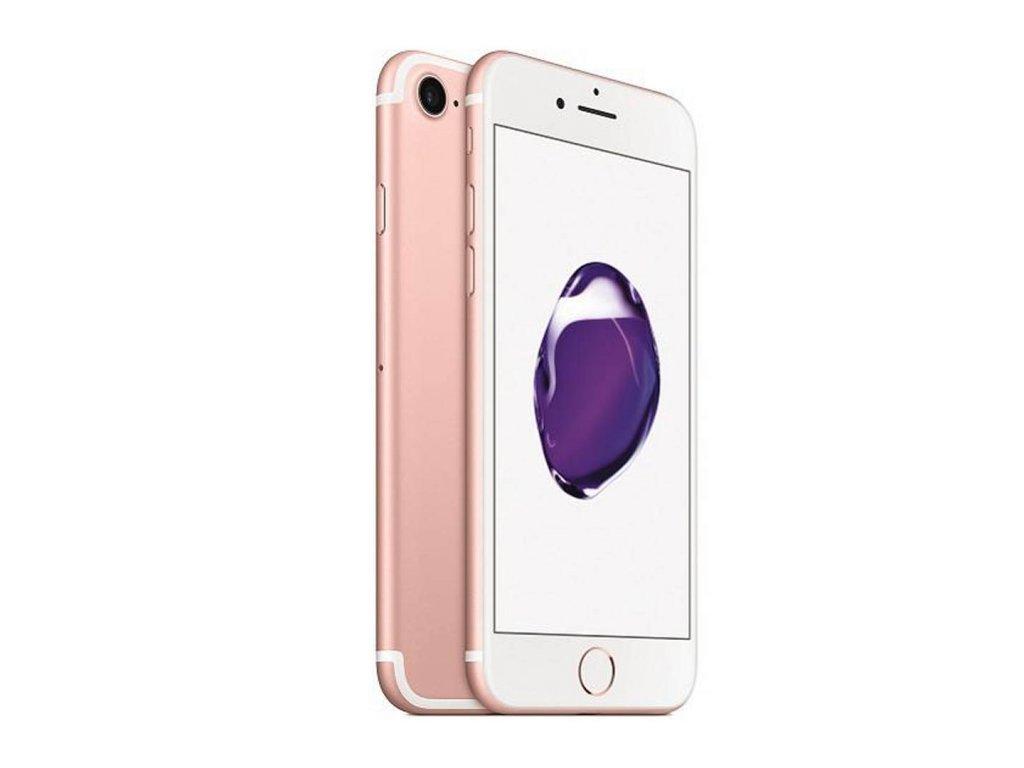 iPhone 7 128GB (Stav A) Růžově Zlatá