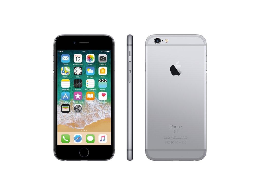 iPhone 6S 64GB (Stav B) Vesmírně šedá