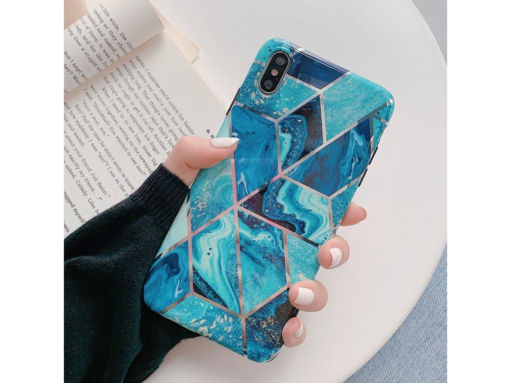 27518 ochranny kryt pro iphone 7 8 se 2020 geometric blue