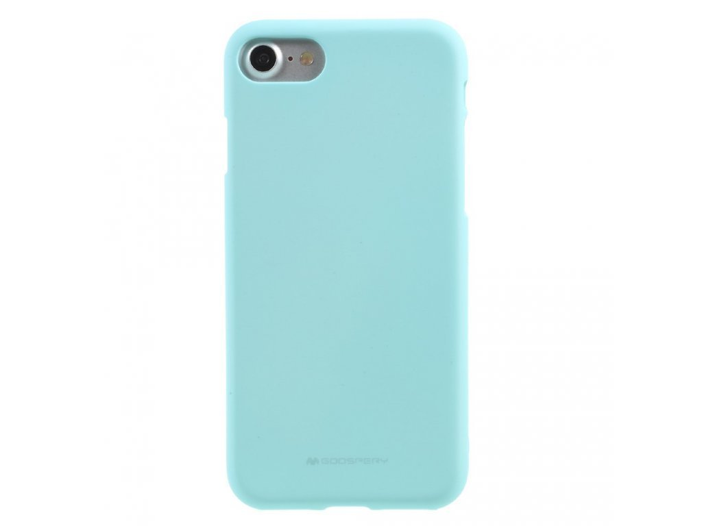25968 tyrkysovy obal mercury soft feeling pro iphone 6 6s