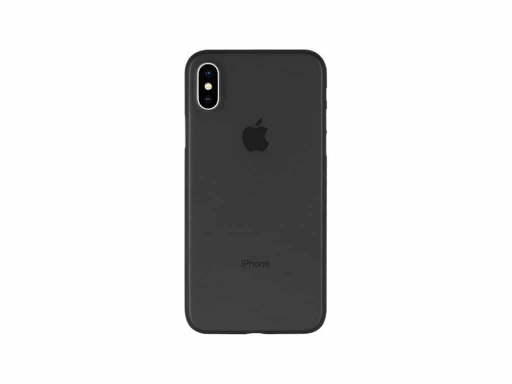Ultratenký kryt pro iPhone XS / X - Mercury, UltraSkin Black