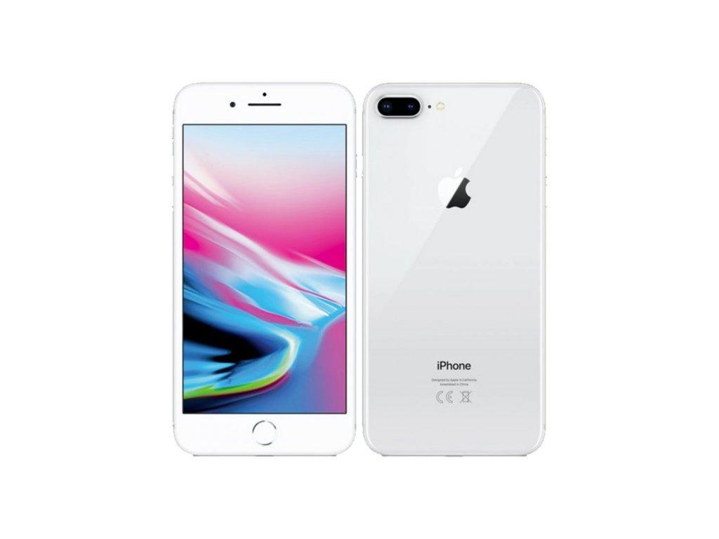 iPhone 8 Plus 64GB (Stav B) Stříbrná