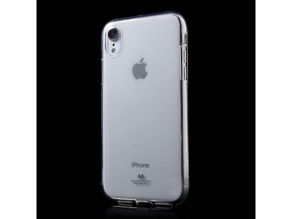 Ochranný kryt pro iPhone XR - Mercury, Jelly Transparent