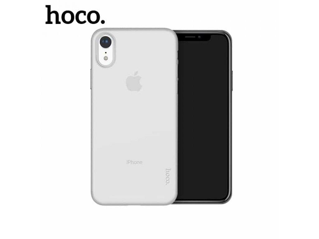 Ultratenký kryt pro iPhone XR - HOCO, Ultrathin Transparent
