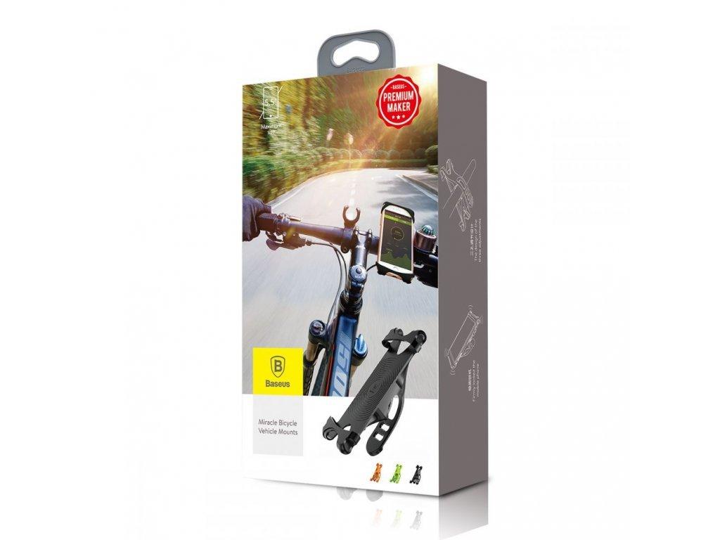28034 8 drzak mobilu na kolo na riditka baseus bike mount black