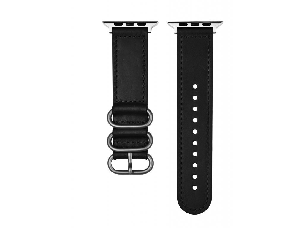 29660 reminek pro apple watch 42mm 44mm devia tricyclic black