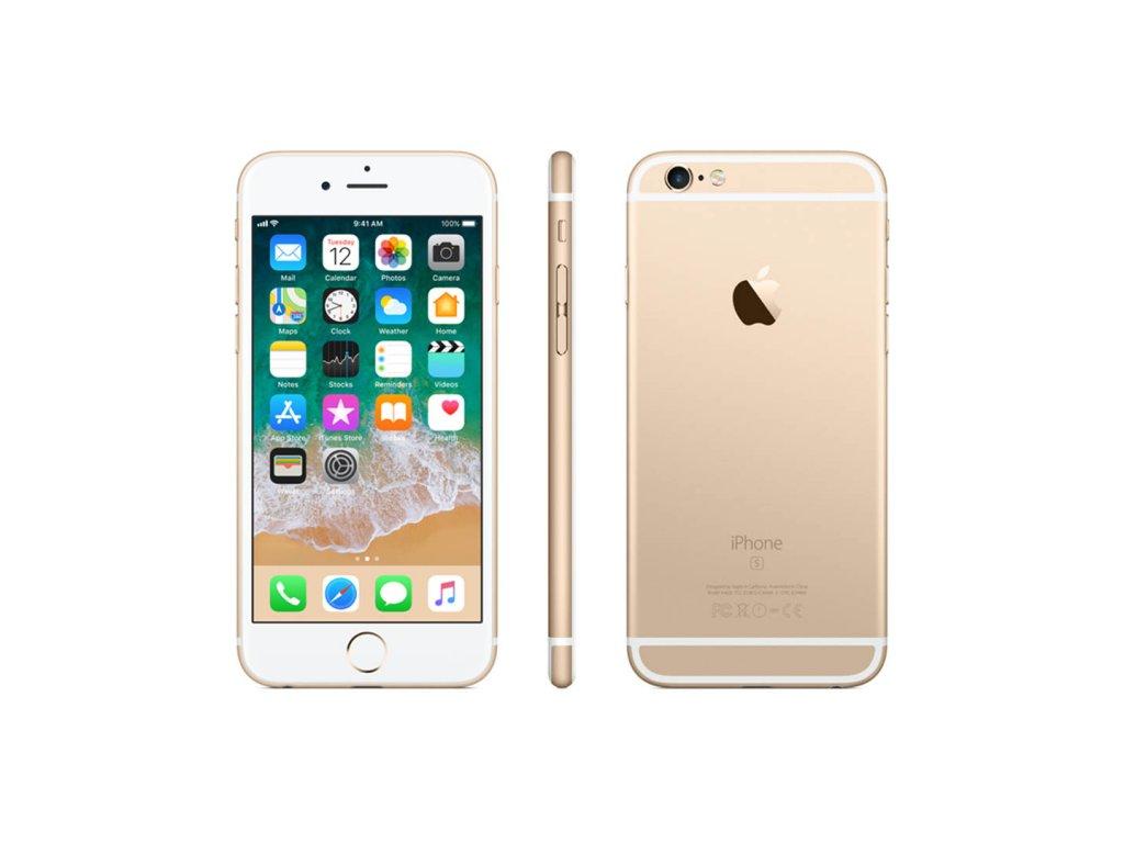 iPhone 6S 64GB (Stav A) Zlatá
