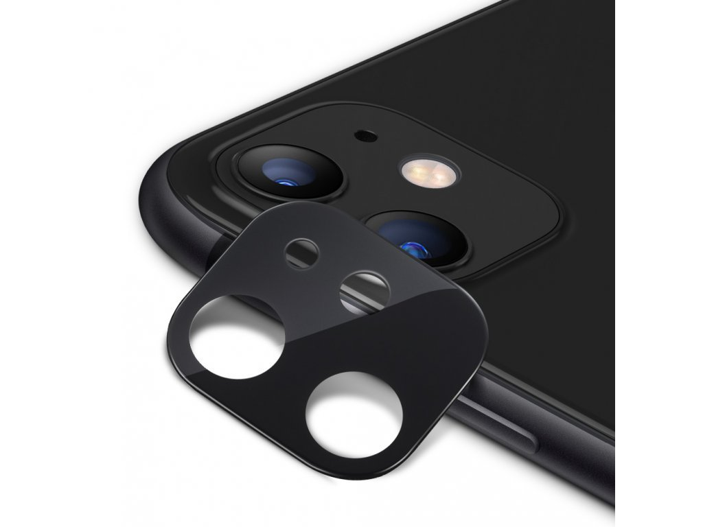 29456 ochranna folie na zadni kameru iphone 11 esr fullcover black