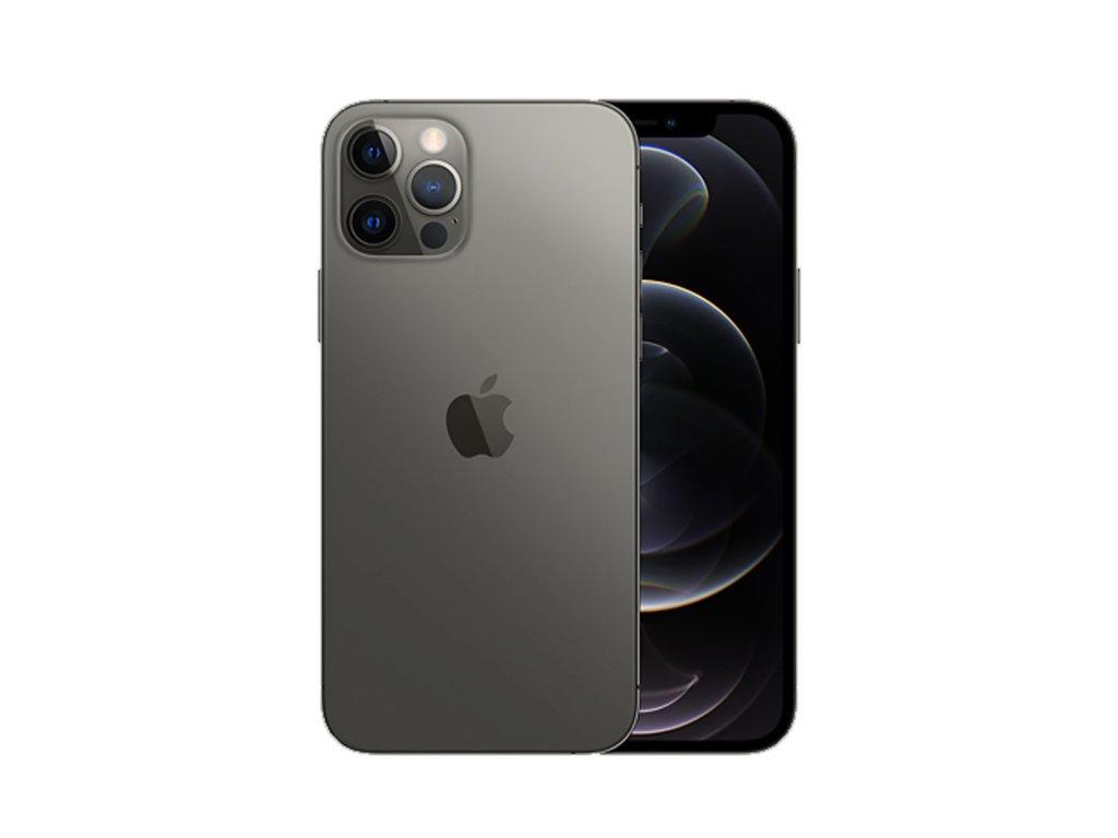 iPhone 12 Pro 128GB (Zánovní) Grafitově šedá  Ochranné sklo a nalepení ZDARMA!