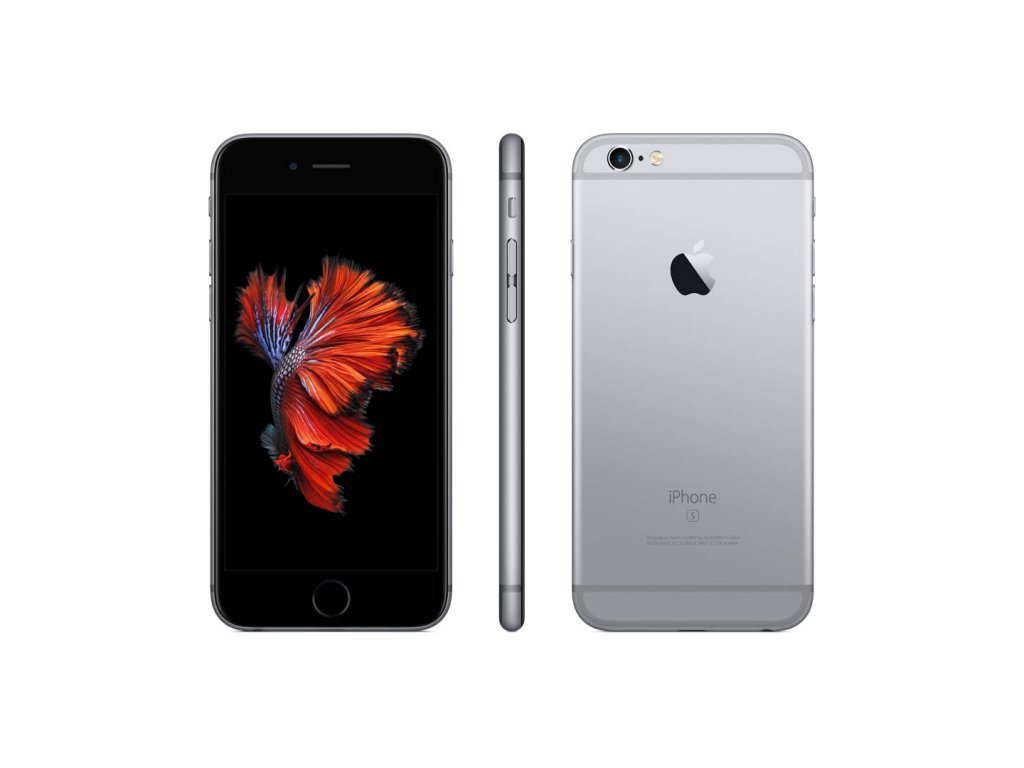 iPhone 6S Plus 128GB (Stav B) Vesmírně šedá