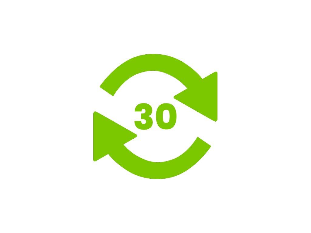 30 dní change