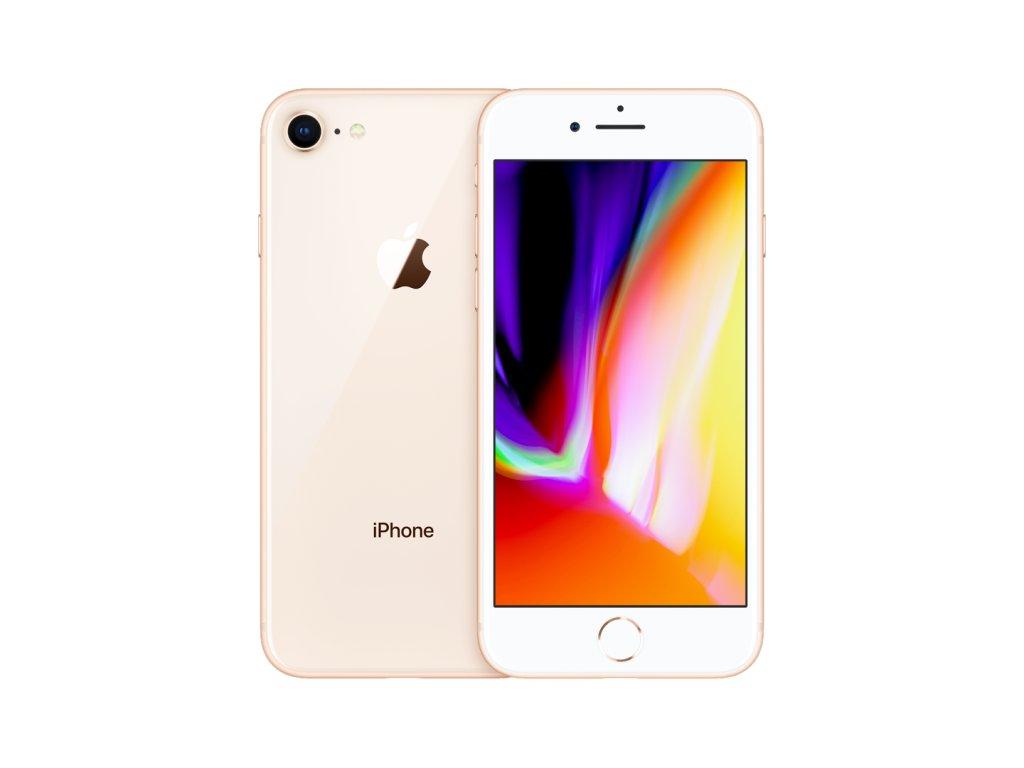 iPhone 8 64GB (Stav A-) Zlatá