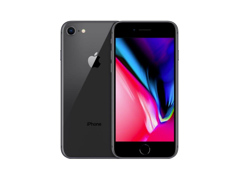 iPhone 8 64GB (Stav A-) Vesmírně šedá