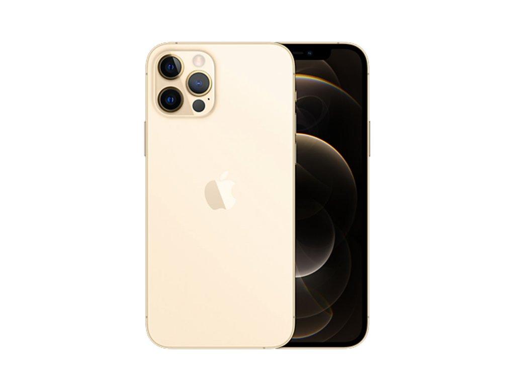 iPhone 12 Pro 128GB (Zánovní) Zlatá  Ochranné sklo a nalepení ZDARMA!