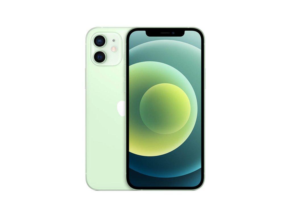 iPhone 12 Mini 64GB (Zánovní) Zelená  Ochranné sklo a nalepení ZDARMA!