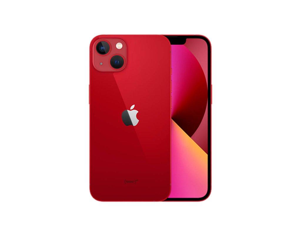 iPhone 13 256GB (Nerozbalený) Červená