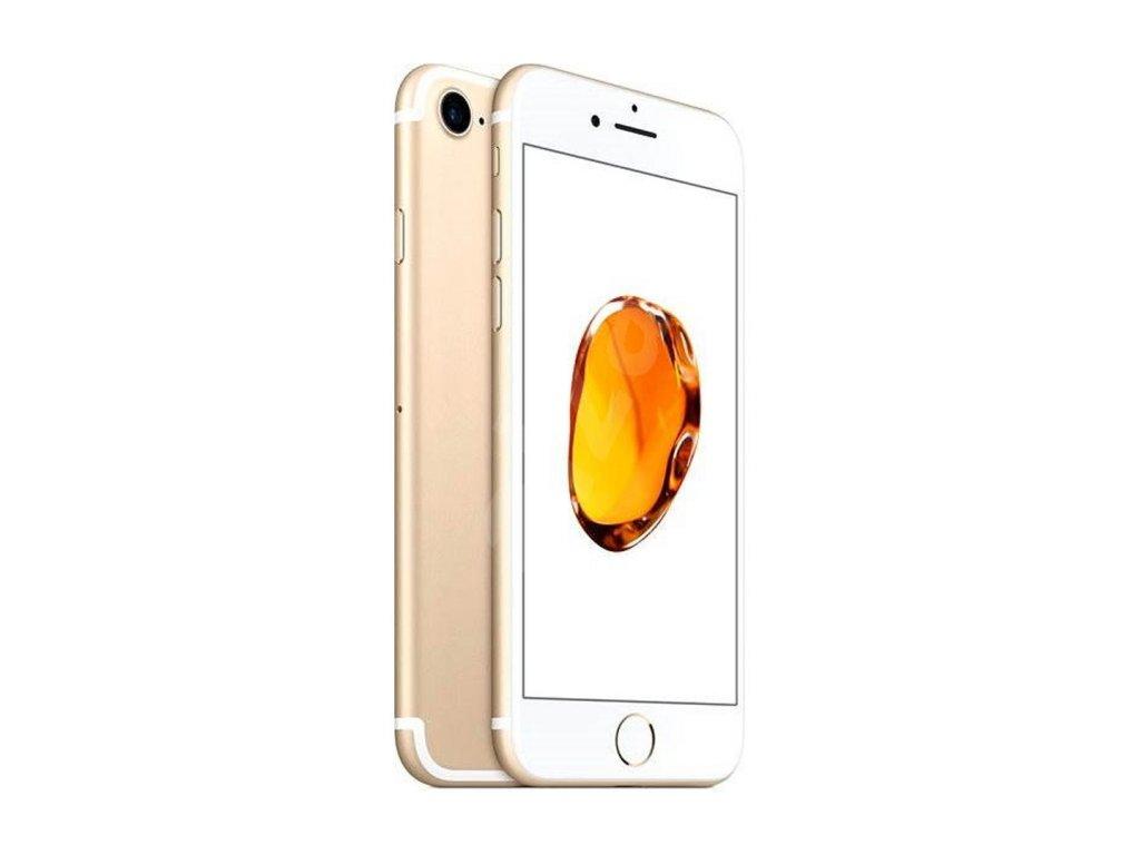 iPhone 7 128GB (Stav C) Zlatá  Ochranné sklo a nalepení ZDARMA!