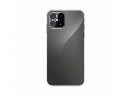 33047 antibakterialni kryt pro iphone 12 12 pro xqisit flex clear