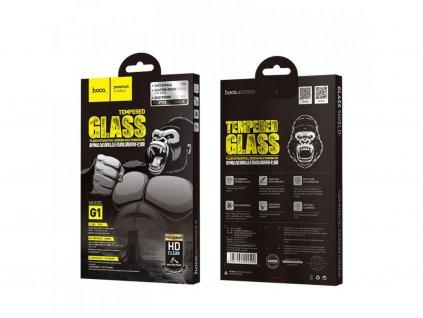 23225 3 ochranne tvrzene sklo pro iphone 7 8 se 2020 hoco g1 flashattach 3d white