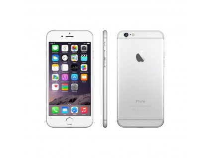 Apple iPhone 6 64GB Stříbrný (Stav A)