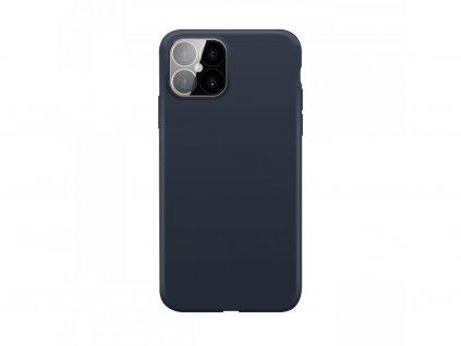 33104 antibakterialni kryt pro iphone 12 12 pro xqisit silicone case blue