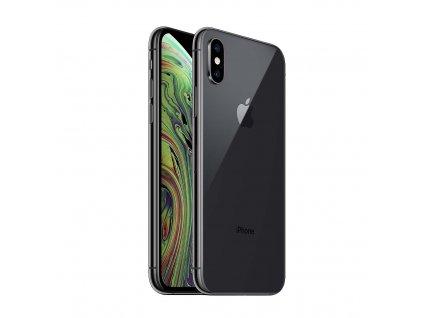 iPhone Xs Max 64GB (Stav A-) Vesmírně šedá  Sklo + powerbanka ZDARMA!