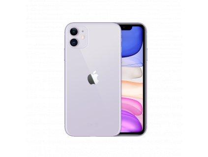 iPhone 11 64GB (Stav A) Fialová  ochranné sklo a nalepení ZDARMA!