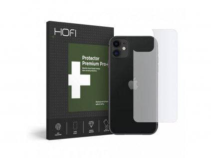 28418 hybridni ochranne sklo na zadni stranu iphone 11 hofi glass pro