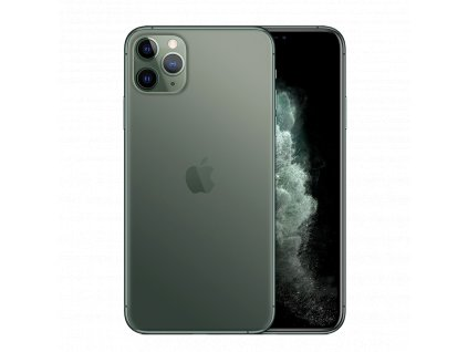 iPhone 11 Pro 256GB (Stav A-) Půlnočně zelená  Ochranné sklo a nalepení ZDARMA!