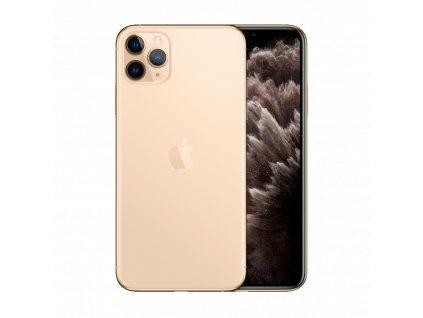 iPhone 11 Pro 256GB (Stav A-) Zlatá  Ochranné sklo a nalepení ZDARMA!