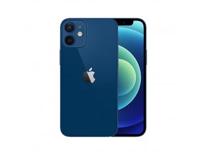 iPhone 12 Mini 64GB (Stav A-) Modrá  ochranné sklo a nalepení ZDARMA!