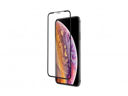 21860 7 ochranne tvrzene sklo pro iphone xr 11 hoco g1 flashattach 3d black