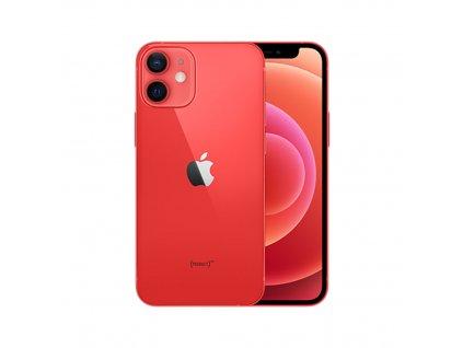 iPhone 12 Mini 64GB (Zánovní) Červená  ochranné sklo a nalepení ZDARMA!